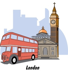 London england vector