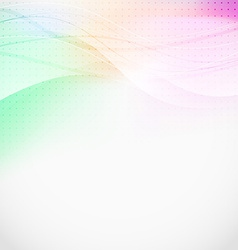 Soft light lines abstract background vector