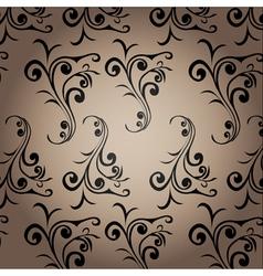 Ornament seamless pattern vector
