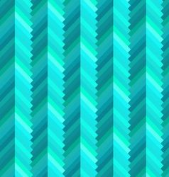 Abstract blue 3d pattern vector