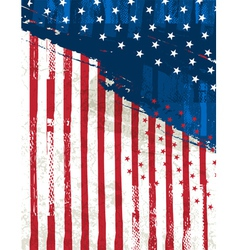 Usa background vector