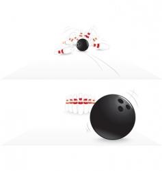 Strike image vector