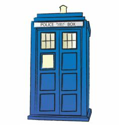 The tardis vector