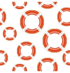 Lifebuoy background vector