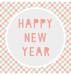 Happy new year greeting card14 vector