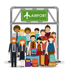 Travel industry vector