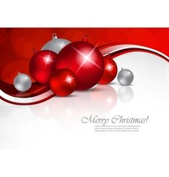 Xmas background vector