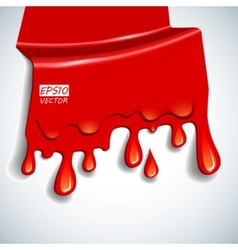 Blood background vector