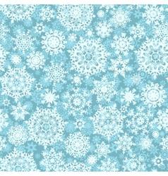 Christmas seamless pattern snowflake eps 10 vector