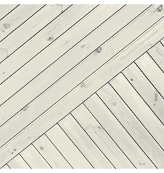 White diagonal planks vector