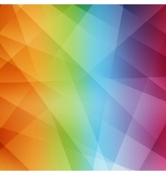 Abstract rainbow background modern pattern vector