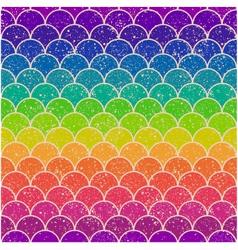 Seamless ocean wave pattern vector