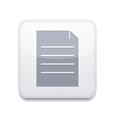 Version page icon eps 10 easy to edit vector