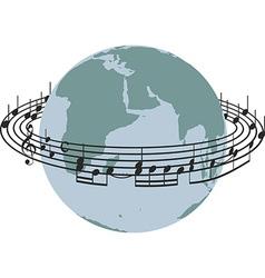 World song vector