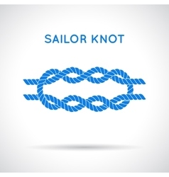 Sailor knot vector