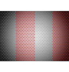 Abstract steel background vector