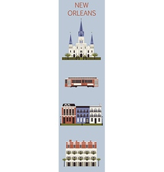 New orleans vector