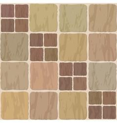 Stone tile vector