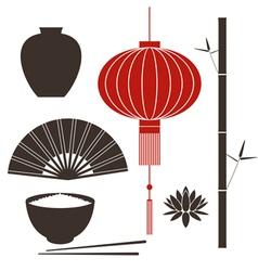 Asia china vector