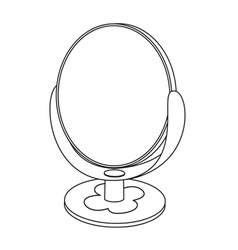 Mirror toy vector