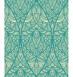 Seamless eastern pattern vector