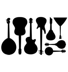 Guitars vector