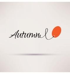 Icon of sale seasonal autumn isolated vector