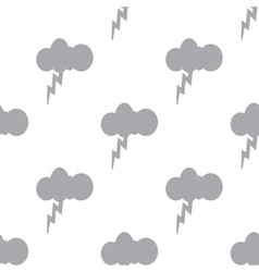 New storm seamless pattern vector