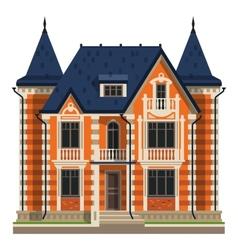House logo design template construction vector