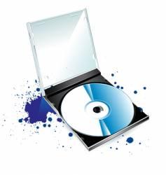 Compact disc vector