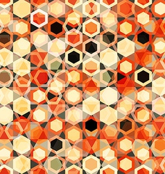 Abstract cells seamless texture vector