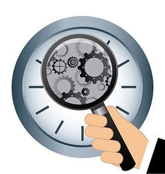Search time design vector