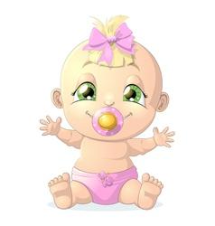 Baby 2 vector