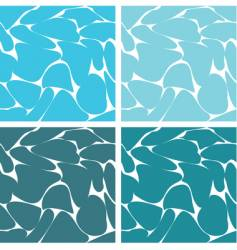 Water design seamless vector