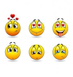 Smiles vector
