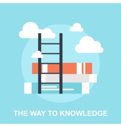 The way to knowledge vector
