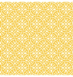 Yellow pattern vector