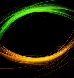 Fusion abstract background flare speed line vector