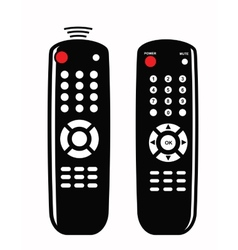 Remote control icon vector
