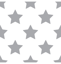 New star seamless pattern vector