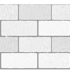 Concrete white vector