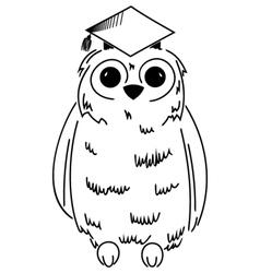 Wisdom symbol vector
