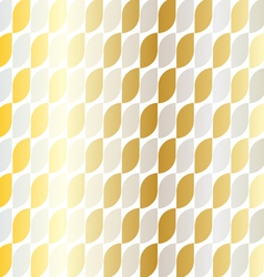 Silver gold pattern vector