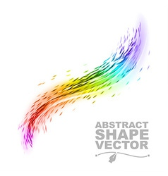 Wave abstract vector