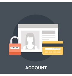 Account vector