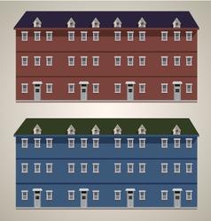 Modern building 2 vector