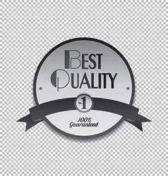Quality label vector