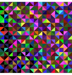 Abstract geometric color background vector