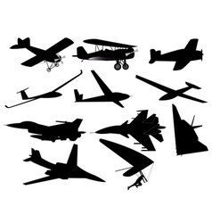 Different planes vector