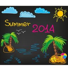 Summer 2014 2 vector